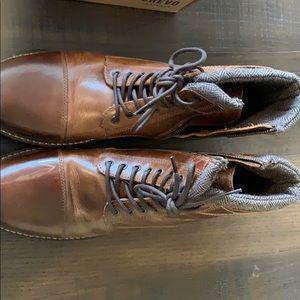 Mens Crevo boots